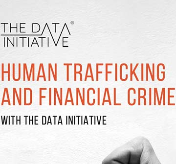 Human Trafficking and Financial Crime with the Data Initiative
