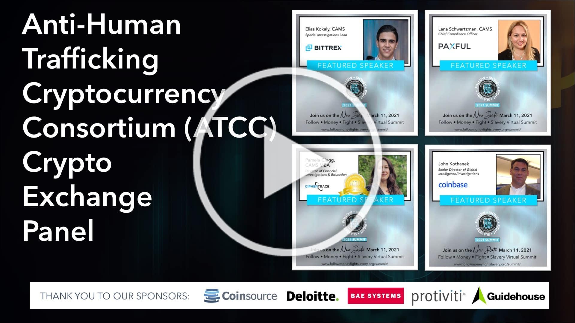 Crypto Exchange Summit Video
